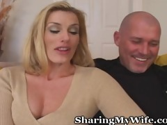 curious couple seeks young chap for fucking wife