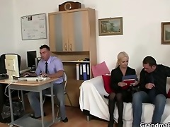co-owners group sex sexy lady