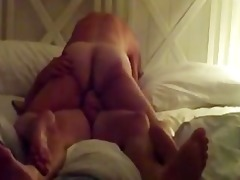 milf with nice ass fucking in a hotel