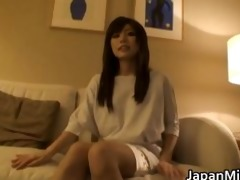 aya hirai enchanting young oriental wife have a