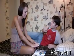 oral and valuable banging