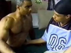 black older dad daddy fucks black boy creamy face