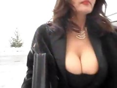 superb hairy mature squirts during the time that
