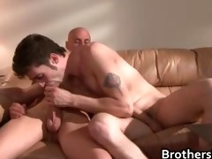 brothers hot boyfriend gets penis sucked part4