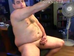 verbal dad webcam cum - jan 2014