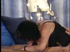 horny frauline gets nailed 1/3