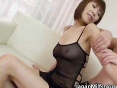 fine ass floozy jun kusanagi in group sex part6