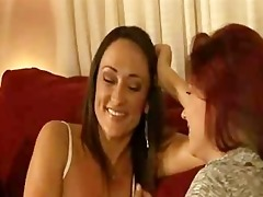 michelle lay wants to fuck her babysitter sara