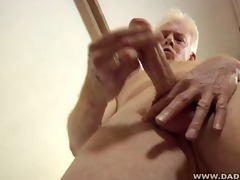 aiden and his nice dad cock