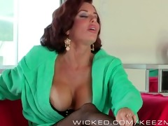 veronica avluv loves james deens sales pitch