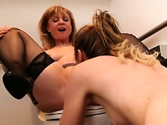 lesbian adventures - older women younger cuties