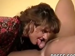 your wife with a mouthfull of cock juice