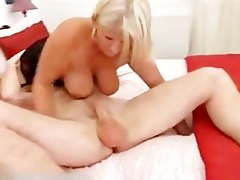 milf gives it up for boytoy