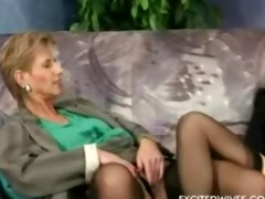 two wives sharing a younger guy