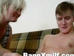 young guy fucking robust milf