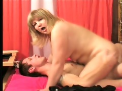 lewd senior gets a youth injection 7/7