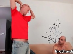 sexy bf gets his ass screwed on daybed part3