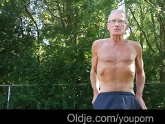 retired grandpa gets laid with a very youthful