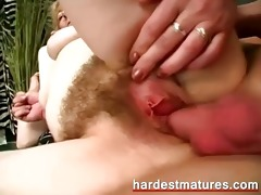 mature woman sharing young dick