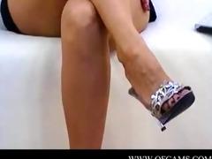 oldlegends live leg and feet webca