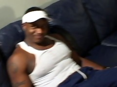 big dark dick constricted white asses