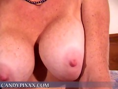 sexy mother getting cock to suck and fuck