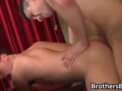 brothers hawt boyfriend gets dong sucked part1