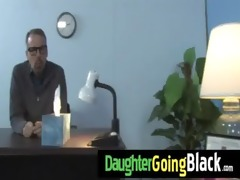 daughter fucked hard by monster dark penis 6