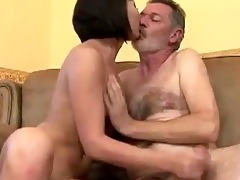 grandad fuck this young babe