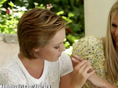 mommysgirl lesbo step mamma helps teens discover