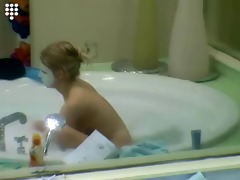 big brother nl hot blond teen angel s garb bathing