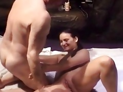 youthful czech hotty and old guy fuck