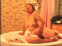 me so old and horny! 1/3