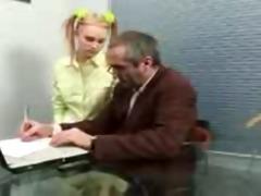 kristina & professor - how to pass the exam