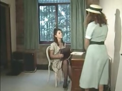 lesbo headmistress and her nasty girls