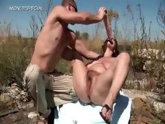 sexy milf receives her hirsute muf banged