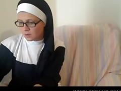 naughty katholic nun on adult cam cha