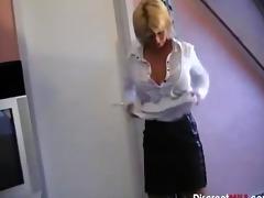 german teacher shows juvenile lad how to fuck