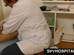 gyno patient caught on hidden camera