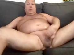 dad big cumshot