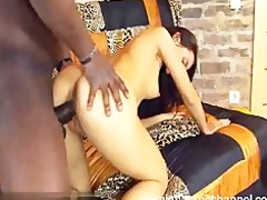 beautiful russian gal loves giant jock