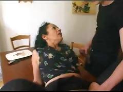french older maid satisfies 2 boys-rayra