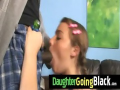 watch how my daughter is screwed by a black guy 25