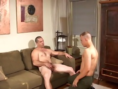 daddy and lad have sex