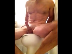 sitting and jerking off - rodeater