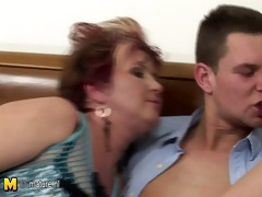mature mamas share young hard cock