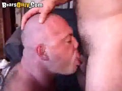 dad acquires three-some balls unfathomable sucking