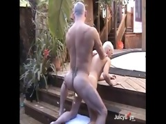 hot dad fucks his son